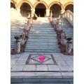 Διακοσμηση εκκλησιας Γαμου Dusty Pink Dream