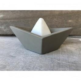 Μπομπονιέρα Γάμου-Βάπτισης Πέτρινο Καράβι