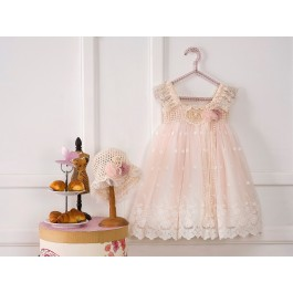 Βαπτιστικό Φόρεμα Eros