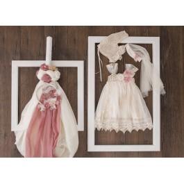 Βαπτιστικό Φόρεμα Xrisavgi