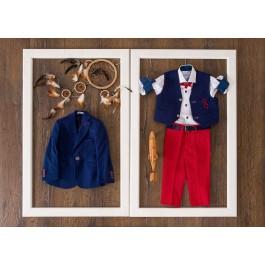 Βαπτιστικό Κουστουμάκι 'Sailor'
