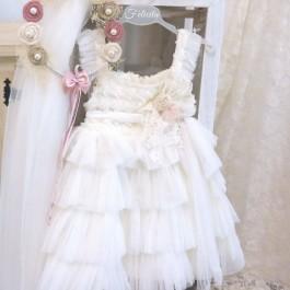 Βαπτιστικό Φόρεμα Kleopatra