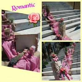 Διακόσμηση Εκκλησίας Ρομαντική Floral Πεταλούδα