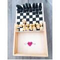 Μπομπονιέρα Γάμου-Βάπτισης Ώρα για Σκάκι