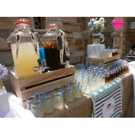 Lemonade Bar Μουστάκι