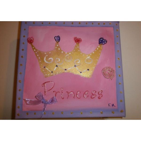 Πινακάκι 'Princess'