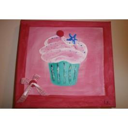 Πινακάκι 'Cupcake'