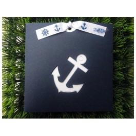 Κοπτικό Άγκυρα Navy