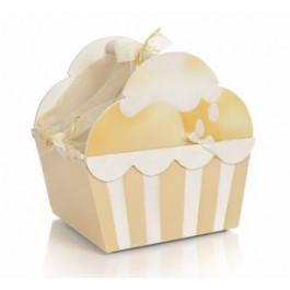 Κουτί Βαπτιστικών Κυπελάκι Παγωτό