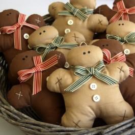 Κρεμαστά Αρωματικά Ginger Cookies