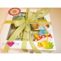 4 Πράσινα Cupcakes