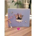 Βιβλίο Ευχών Μικρός Πρίγκιπας με Plexiglass