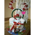 Χριστουγεννιάτικο Τουρτάκι - Muffin