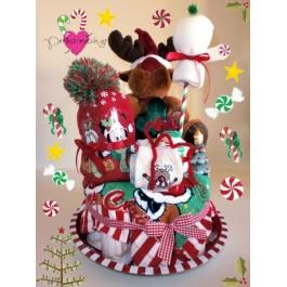 Disney Χριστουγεννιάτικη Τούρτα Ταρανδάκι