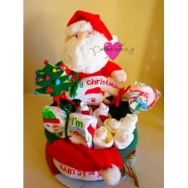 Τούρτα Santa Claus