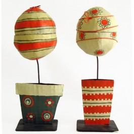 Μεγάλα Διακοσμητικά Κουτιά Αυγά