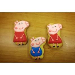 Μπισκοτάκια Peppa Pig & George