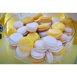 Πολύχρωμα Macarons
