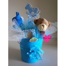 Γλυκό Γαλάζιο Κουβαδάκι