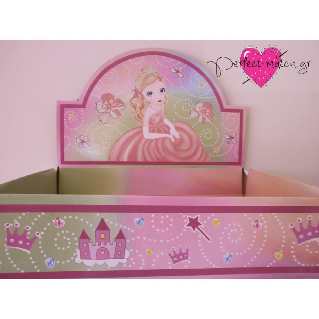 Χάρτινο Μεγάλο Κουτί Ροζ bd35a0b1a6b