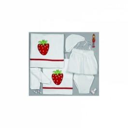 Λαδόπανο Φράουλα