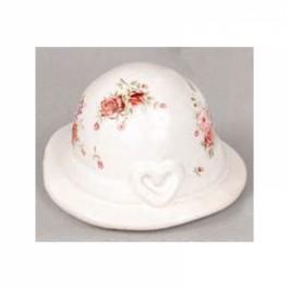 Μπομπονιέρα Βάπτισης Vintage Καπέλο Κουμπαράς