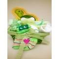Καλαθάκι Πράσινο Βατραχάκι