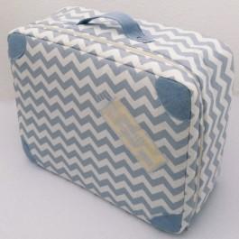 Χειροποίητες Βαλίτσες-Κουτιά για Αγόρια
