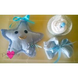 Baby Gift Box 'Μπλε Αστέρι'