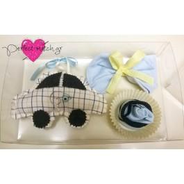 Baby Gift Box Αμαξάκι
