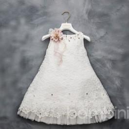 Βαπτιστικό Φόρεμα Roxani