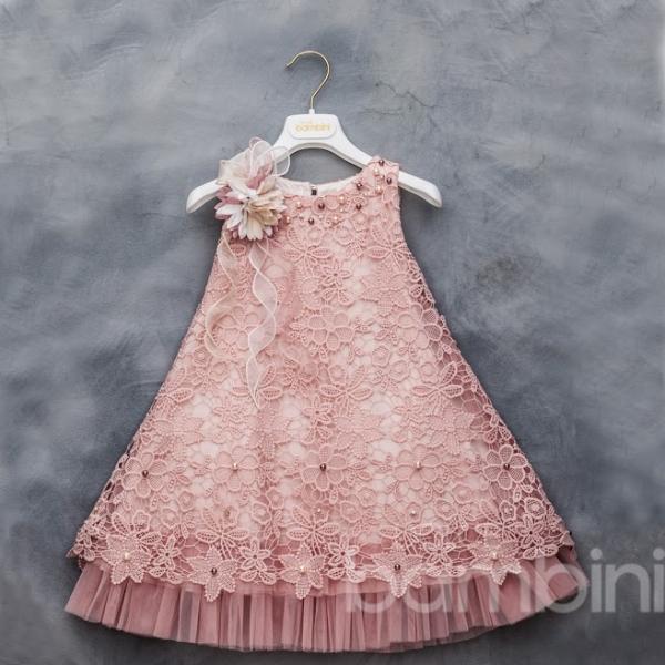 Βαπτιστικό Φόρεμα Daphni