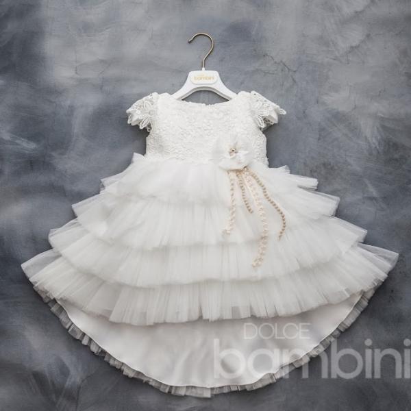Βαπτιστικό Φόρεμα Iris