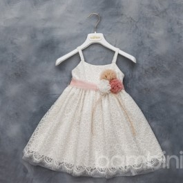 Βαπτιστικό Φόρεμα Niki