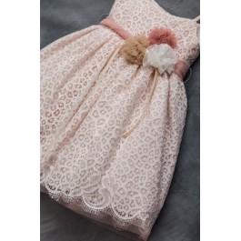 Βαπτιστικό Φόρεμα Erato