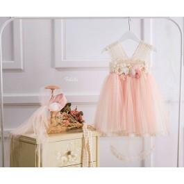 Βαπτιστικό Φόρεμα Iokasti