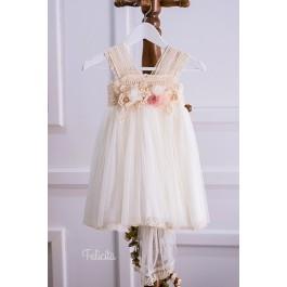 Βαπτιστικό φόρεμα Erofilli