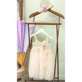 Βαπτιστικό Φόρεμα Athina