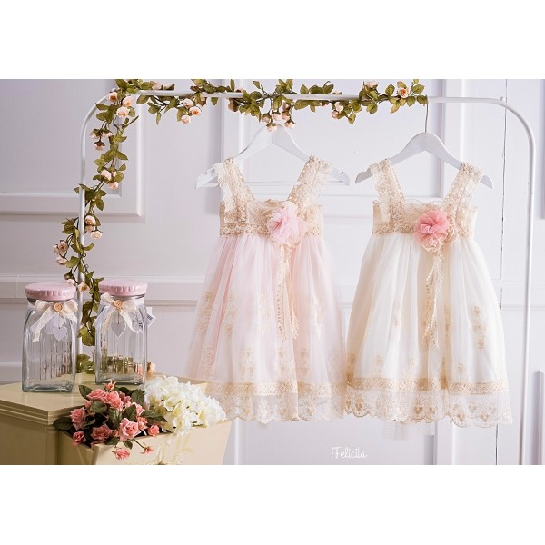 Βαπτιστικό Φόρεμα Adriana