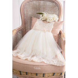 Βαπτιστικό Φόρεμα Antigoni