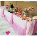 Candy & Lemonade Bar Girly Pink