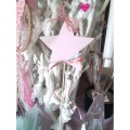 Ξύλινα Χειροποίητα Διακοσμητικά Αστέρια